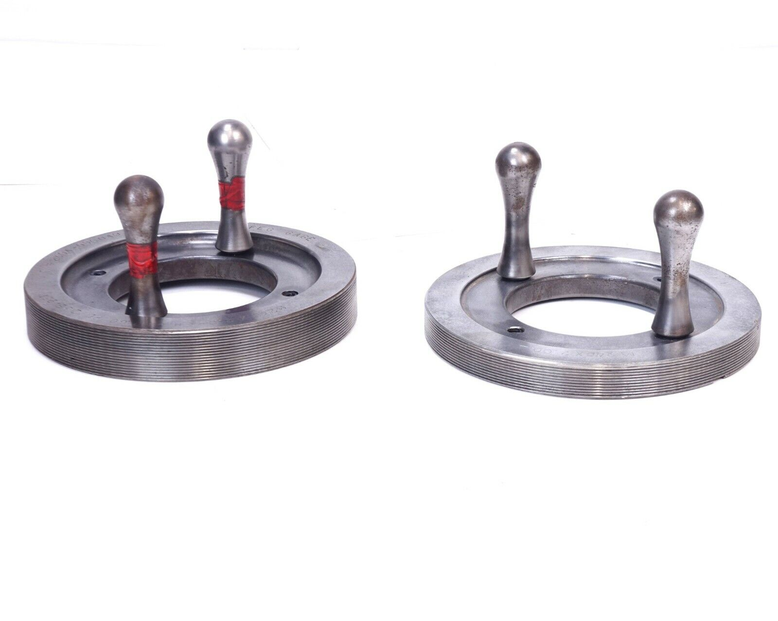 METRIC THREAD PLUG GAGE SET