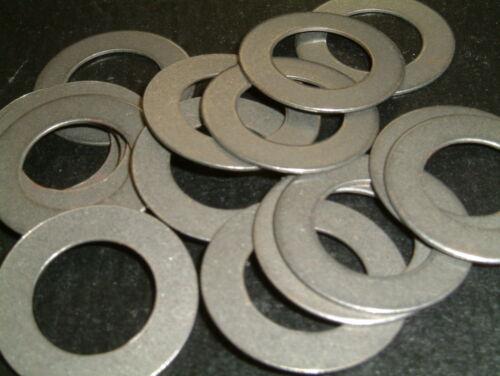 M14 Mild Steel Washers 24.2mm O//D X 14.4mm I//D X 0.7mm Thk various quantities