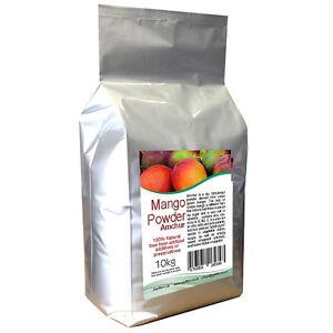 Mango-Powder-10kg-Dried-Ground-Mango-Amchur-Amchoor
