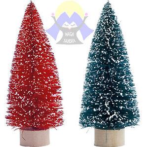 Albero Di Natale 50 Cm.Con Luci 50 Cm Artificiale Albero Di Natale Innevato Decorazione Da