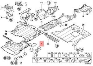 bmw e46 engine front diagram diy enthusiasts wiring diagrams \u2022 bmw z8 wallpaper genuine bmw e46 sedan engine splash shield undercar front oem rh ebay com bmw e46 air intake diagram bmw e39 coolant system diagram