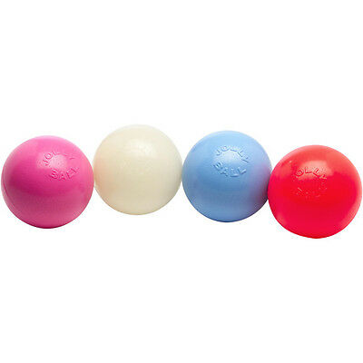 """JOLLY PETS BOUNCE-N-PLAY BALL 4.5""""/6""""/8"""" Floats Made USA Fetch Won't Pop Dog Toy"""