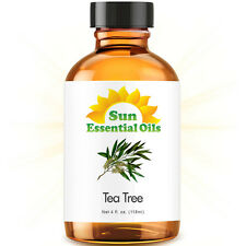 "Tea Tree - LARGE 4 OUNCE - 100% Pure Essential Oil (118ml) ""FREE SHIPPING"""