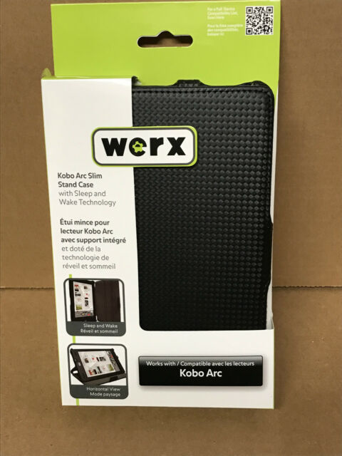 Werx : Kobo Arc - Slim Stand,Case With Sleep & Wake Technology - 2 Colors - New