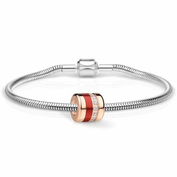 100% QualitäT Bering Schmuckset Armband Und Charm Soulmate-2 Aus Edelstahl Charm-set-286 Zu Verkaufen