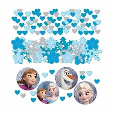 Frozen Table Confetti Anna Elsa Olaf Disney Birthday Princess Party Favours 9258
