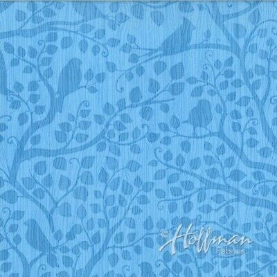 Andover Botanical 7581 Y BTY Cotton Fabric