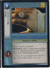 Lord of the Rings CCG - Reflections - Nenya Ring of Adamant #20 Foil