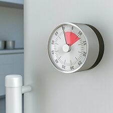 Balvi STEAM Magnetic Kitchen Timer EASY DIAL COOKING TIMER 60mins
