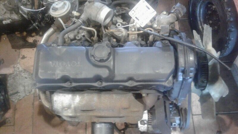 Toyota 2l Diesel Trucks Usa >> Toyota 2l 2 4 Engine For Sale Johannesburg South Gumtree Classifieds South Africa 434181858