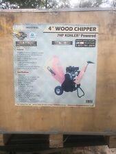 Tmg Gwc 4 Wood Chipper 7hp Kohler