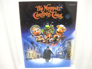image is loading the muppet christmas carol piano vocal guitar sheet - Muppet Christmas Carol Songs