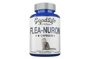 6-Month-Supply-MONTHLY-Flea-Control-For-CATS-2-20-Lbs-205-Mg-GoodLife