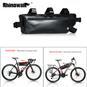 Cycling-Front-Frame-Tube-Bag-Pannier-Full-Waterproof-for-Road-Bike-Moutain-MTB