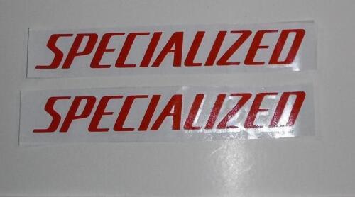 decals Custom Chrome Specialized vinyl sticker