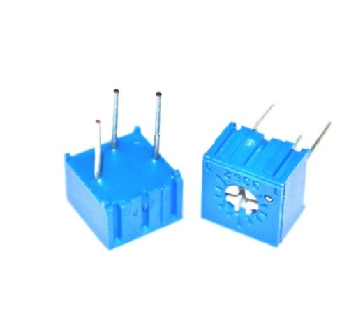 50Pcs 3362P-503 3362 P 50K ohm High Precision Variable Resistor Potentiometer