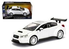 Mr Little Nobodys Subaru WRX STi Fast & Furious 8 1/24 Scale Diecast Jada 98296