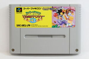 Mickey-amp-Donald-Magical-Adventure-3-SFC-Nintendo-Super-Famicom-Japan-Import