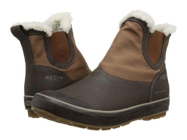 KEEN Elsa Waterproof Chelsea Boot 8.5