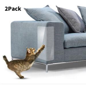 2X-Pet-Cat-Couch-Anti-Scratching-Protector-Set-Sofa-Furniture-Scratch-Guard-US