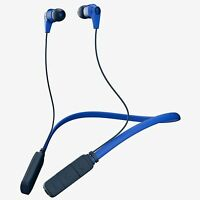 Skullcandy Ink'd Bluetooth Wireless Earbuds | Royal / Navy | S2ikw-j569