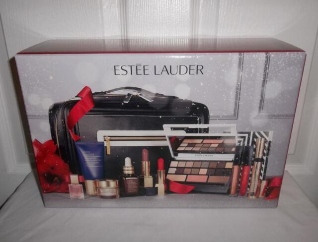 estee lauder 2016 blockbuster holiday makeup gift set modern nudes collection