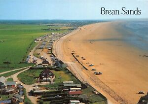 Postcard-Brean-Sands-Somerset-Sun-Sea-Sand-Family-Holidays-Caravans-46X