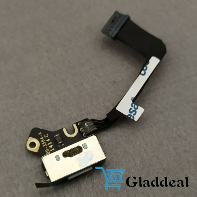Compatible with Apple MacBook Pro Retina 13 A1502 820-3584-A Charging Port DC Power Jack