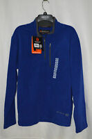 Free Country Men's Microtech 1/4 Zip Fleece Pullover - Size L
