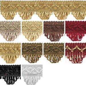 5m o 20m posamentenborte 35mm variedad joyas banda ropa banda decorativa  </span>