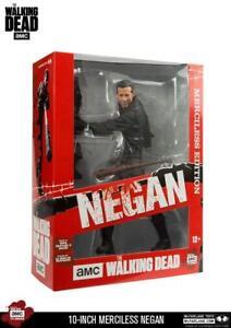 "McFarlane Toys The Walking Dead 10/"" Negan Merciless Edition Action Figure"