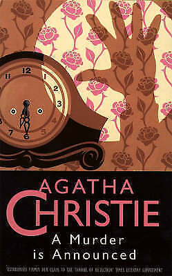 1 of 1 - A Murder is Announced (The Christie Collection), Christie, Agatha, Very Good Boo