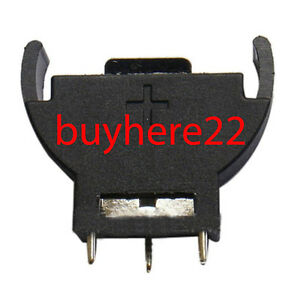 CR2032-2032-3V-CMOS-Cell-Coin-Battery-Socket-Holder-Case-Vertical-New-UK-Seller