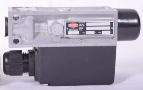 Norgren Herion Pressure Control Switch 0821051