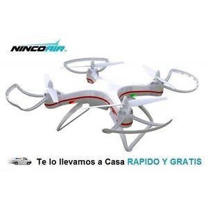 Drone-Radiocontrol-Quadrone-Stratus-3D-2-4Ghz-Dron-Rc-RTF-Ninco-NH90111