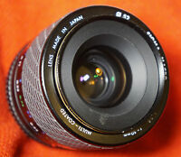 Sigma 2.8 50mm Makro bis 1:1 Minolta MD optional + SONY E-Mount (ILCE, NEX)