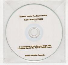 (GO29) The Magic Theatre, Summer Sun - 2010 DJ CD