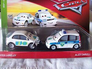Disney Pixar Cars-ALEX CARVILL-New Boxed