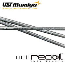 8 UST Mamiya Recoil 460 F3 Irons Graphite Regular Flex Parallel Tip Shafts