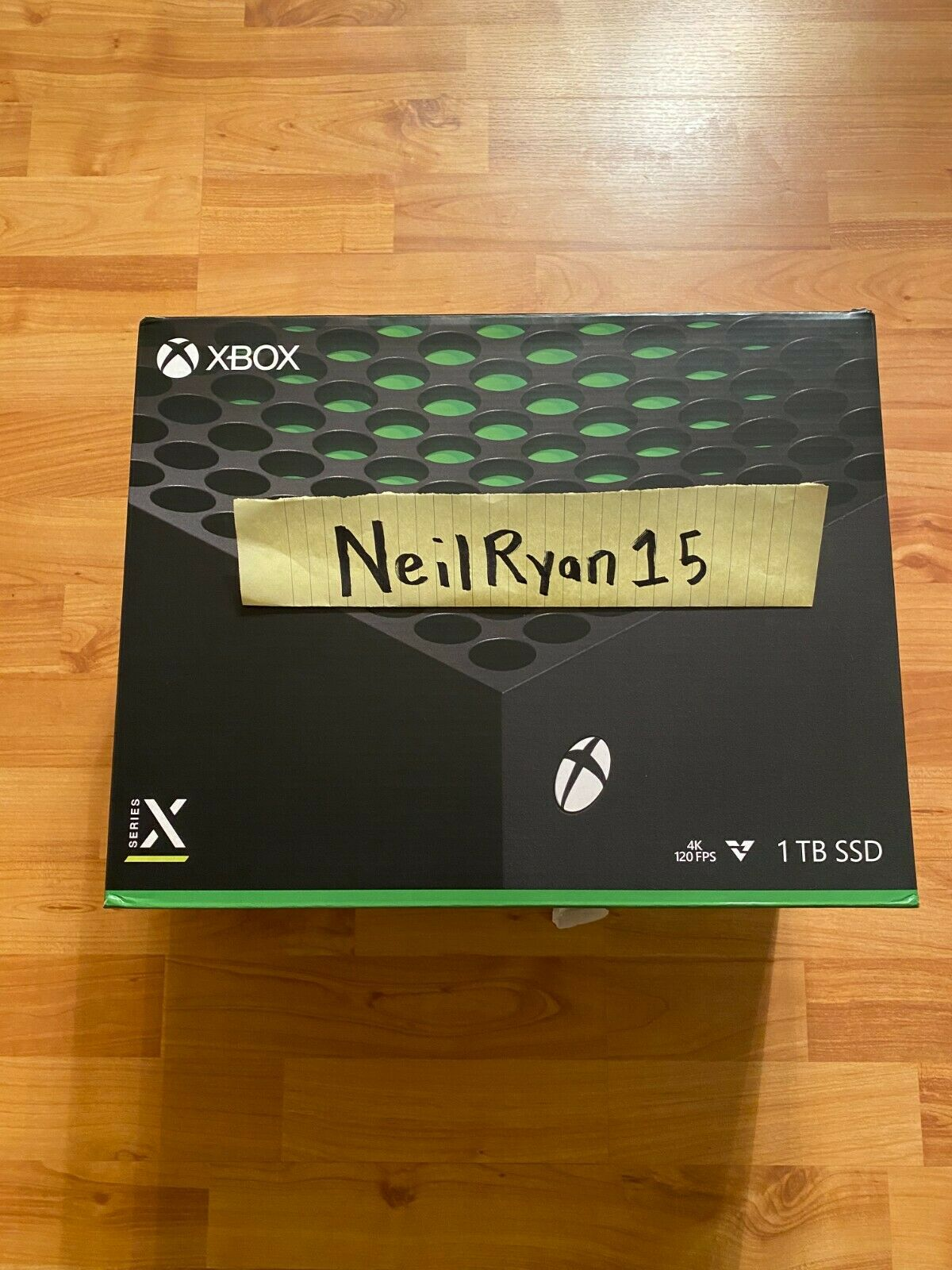 Microsoft Xbox Series X 1 TB Console - BRAND NEW - ✈️Free 2 day Shipping