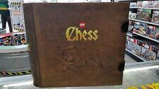 LEGO 852293 Castle Giant Chess Set HUGE RARE Display!! EUC!!!