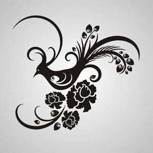 Details About Peacock Reusable Stencil A3 A4 A5 Shabby Craft Painting Wall Decor Ch30