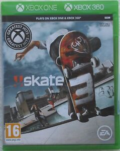 Skate-3-For-XBox-360-and-XBox-One-New-amp-Sealed