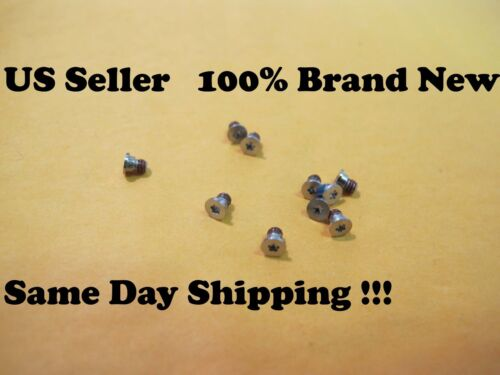 New 10Pcs Bottom Case Screws for Apple MacBook Pro RETINA Display US