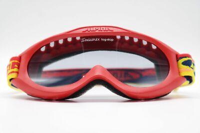 Alpina Carvy 118 [] 12 Rosso Ovale Occhiali Da Sole Sunglasses Nuovo-mostra Il Titolo Originale