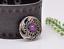 10X-Bohemian-3D-Flower-Turquoise-Conchos-For-Leather-Craft-Keychian-Wallet-Decor miniatuur 47