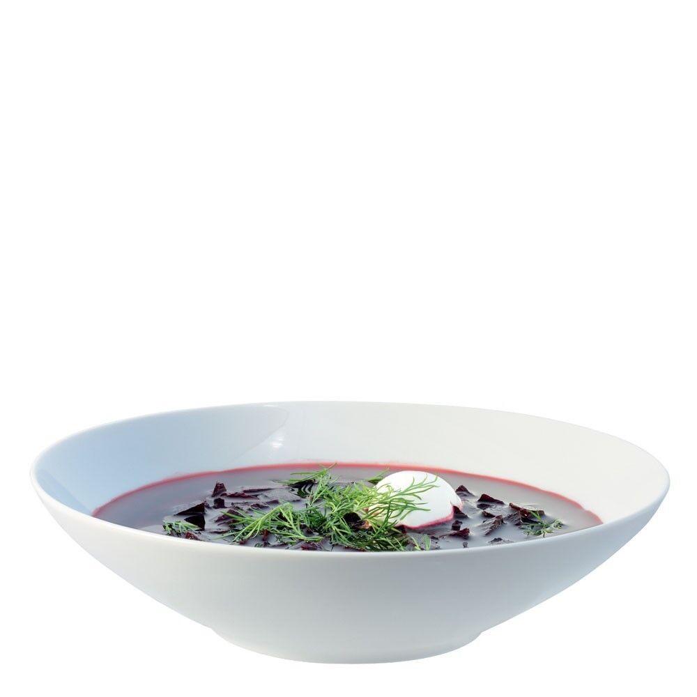 LSA LSA LSA Essen Suppe Pasta Schale Coupe 24cm - 4er Set acc286