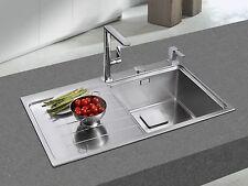 Teka Zenit 1B 1D Edelstahl Küchenspüle Einbauspüle Spüle +Zub Spülbecken Neuheit
