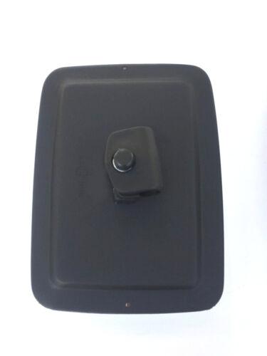2x Außenspiegel für Traktor Rückspiegel 236x180  ø16-20 Spiegelarm Spiegelhalter
