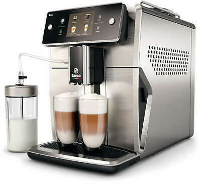 PHILIPS Saeco Xelsis SM7685/00 Machine Espresso Super Automatique 15 Boissons